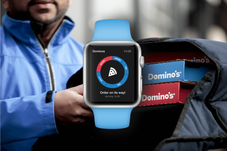 Domino's Pizza Driver App