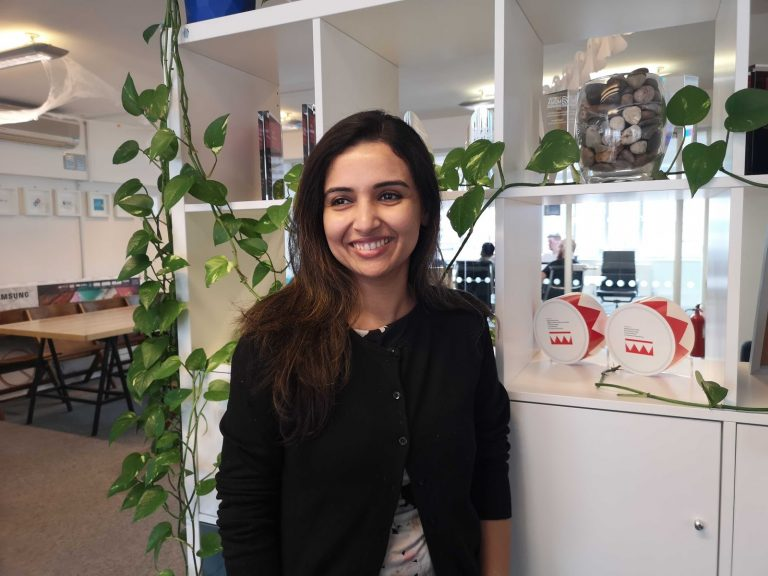 Meet the team: Arpita